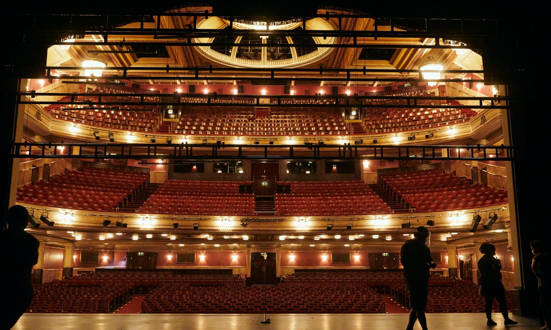 Ghost Light, NTS, Festival Theatre