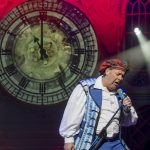 Panto king Andy Gray was one of Edinburgh's most revered revellers